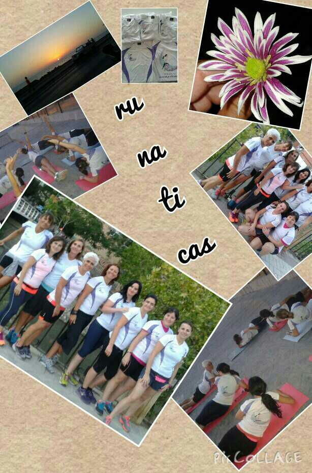 Collage Runaticas
